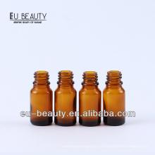 Бутылка с эфирными маслами для фармацевтических янтар 15мл