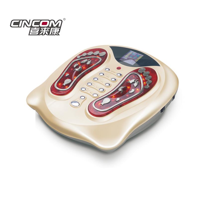 Biological Electromagnetic Foot Massager