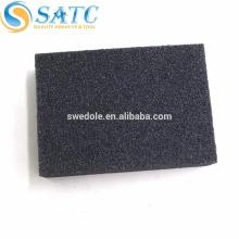 100*70*25mm low density middle density high density foam sanding and grinding sponge block