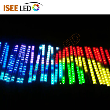 Decoración regulable DMX digital tubo de luz LED