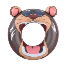 Lion Hippo swim ring