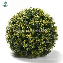 billig dekorativer Plastikbuchsbaumball für das Decken