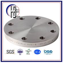 Bride aveugle en acier au carbone en norme ASTM A234