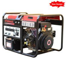 Кемпинг 10кВА Дизель-генератор (SH8Z)