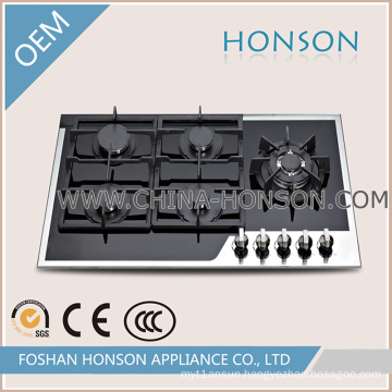 Hot Selling Built in Gas Cooktop Gas Hob with Good Quality