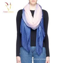 Цифровой printhing китайского шелка корейский шарф