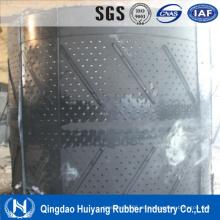 Chain Shot Blast Maschine Rubber Belts Förderbänder für Strahlanlage