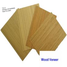 placage de bois d'ingénierie placage de bois de relief décoratif