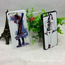 Cheap for Waterproof Phone Case custom heat transfer iphone phone cases supply to France Factories