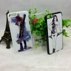 custom heat transfer iphone phone cases