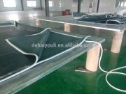 Glass Silicone Vacuum Bag For Glass Laminating Kiln