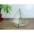 2017 New Arrival Home Decoration Geometric Glass Terrarium