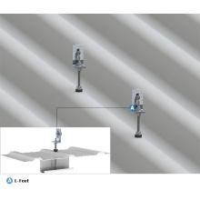 Système solaire de support de panneau solaire du panneau 10kw de montage