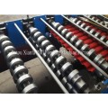 steel profile roller shutter door machine