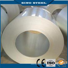 ASTM A792 55% Al-Zn recubierto de bobina de acero Galvalume Az50