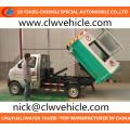 Kleiner Müllwagen 4X2 Müllsammler Truck Mini Müllwagen
