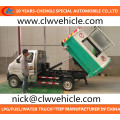 Changan Rubbish Truck Gasoline Rubbish Truck 4X2 Garbage Truck