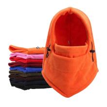 High quality Polar fleece motorcycle balaclava for winter Multifunctional hats and neck warmer