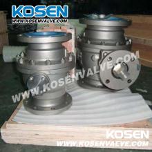 Cast Steel Trunnion Mounted Ball Valves (Q347N)