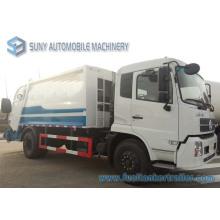 Dongfeng Tianjin 4X2 8cbm Compactor Garbage Truck