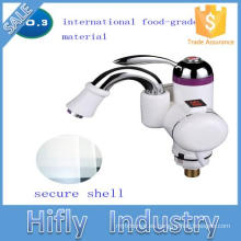 HF-HY30-03 Calentador de agua instantáneo montado sobre cubierta grifo de cocina Calentador de agua eléctrico instantáneo Grifo de cocina