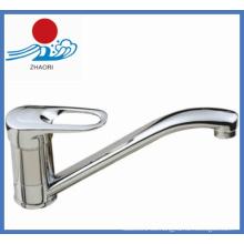 Sola manija grifo de agua del mezclador del fregadero de cocina (zr22005)