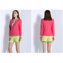 High Quality Autumn Fashion Ladies Casual Leisure Jacket