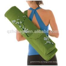 Bolso que lleva del rodillo de la espuma de la yoga del algodón 2016