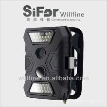 5/8/12 MP 720P video planeado 3G y Wifi SMS / mms / gsm / GPRS / smtp sms mms cámara exploradora de vigilancia ip scout guard