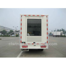 JAC mini P10 LED módulo móvel caminhão com vídeo, 4 * 2 led display