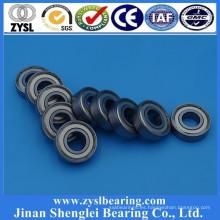 Rodamientos SMR74ZZ con rodamientos en miniatura de acero inoxidable 4x7x2.5