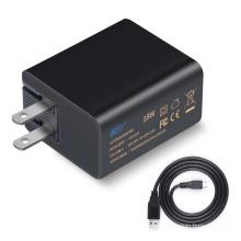 Cargador de viaje Super Fast 18W USB Wall Charger