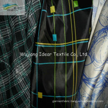 210D Printed Polyester Oxford Fabric