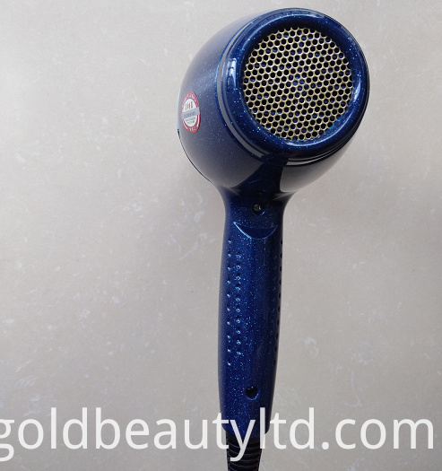 Cozy Handle Hairdryer