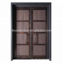 China-Fabrikpreis Haupteingangstüren entwerfen italienische Außentüren der Eingangstüren