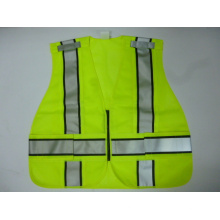 Traffic Reflective Vest with Special Warning Tape