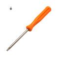 4 in 1 Öffnungswerkzeuge Kit Schraubendreher Pry Repair Tool Orange T8H T6 Schraubendreher für Xbox One X1 Controller