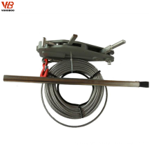 Construction Lifting And Hoisting Tools Cable Wire Rope Puller Manual Hoist