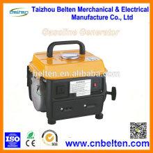 12V DC Portable 2.0HP Mini Benzin Generator Für Nigeria