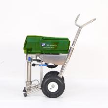 4000W 220V 50 / 60HZ Tragbare Membranpumpe elektrische Airless-Sprühlackiermaschine