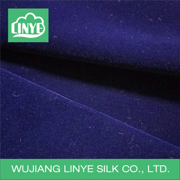 100% polyester microfiber flocking fabric for car seat cover