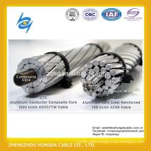 Overhead ACCC Conductor / Aluminium Conductor Carbon Fiber Composite Core ACCC - Warsaw