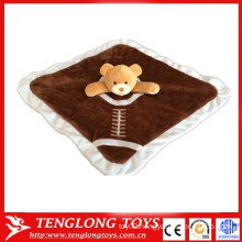 bear toy baby appease the towel baby pinafore