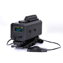 LE032 700M Range Rifle Mountable Scope Laser Rangefinder Tactical Laser Speed Velometer Mini Laser Range Finder Rilfe Gear