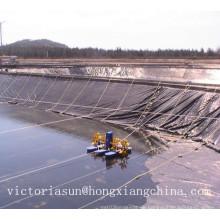 Lanfill Imprägnierung HDPE Geomembrane