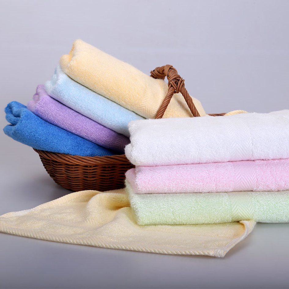 Bamboo Wipe Wash Cloth 100% Soft Infant Baby