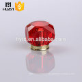red crystal luxury sprayer perfume bottle cap