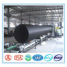 tuyau de drainage pour le pe diamètre 600