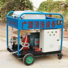 500bar d'alimentation Surface de plante industrielle Surafce nettoyeur haute pression nettoyeur