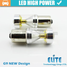 New Products!!!30W 1156 led taper car bulbs 360 degree reflect light